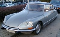 1974 Citroen DS Overview