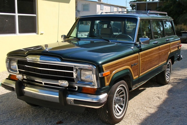 Picture of 1991 Jeep Grand Wagoneer
