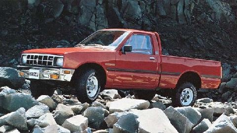 1983 Isuzu Pickup Overview Cargurus