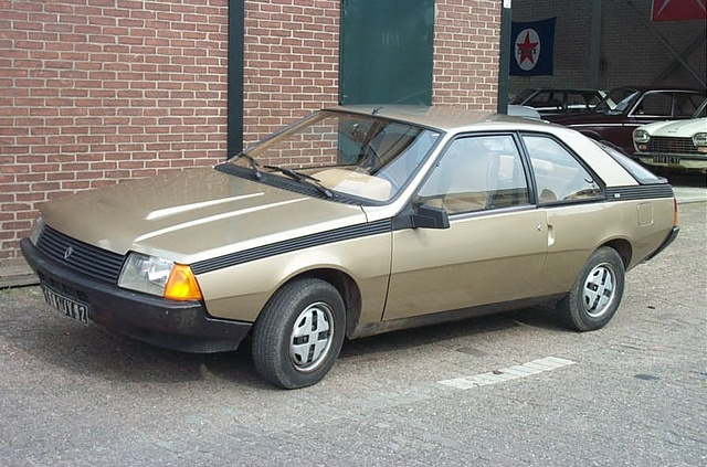 Picture of 1982 Renault Fuego, exterior, gallery_worthy