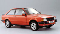 1982 Ford Escort Picture Gallery