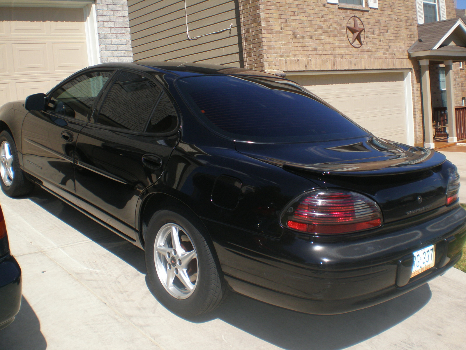 2001 Pontiac Grand Prix SE - Pictures - Picture of 2001 Pontiac Grand ...
