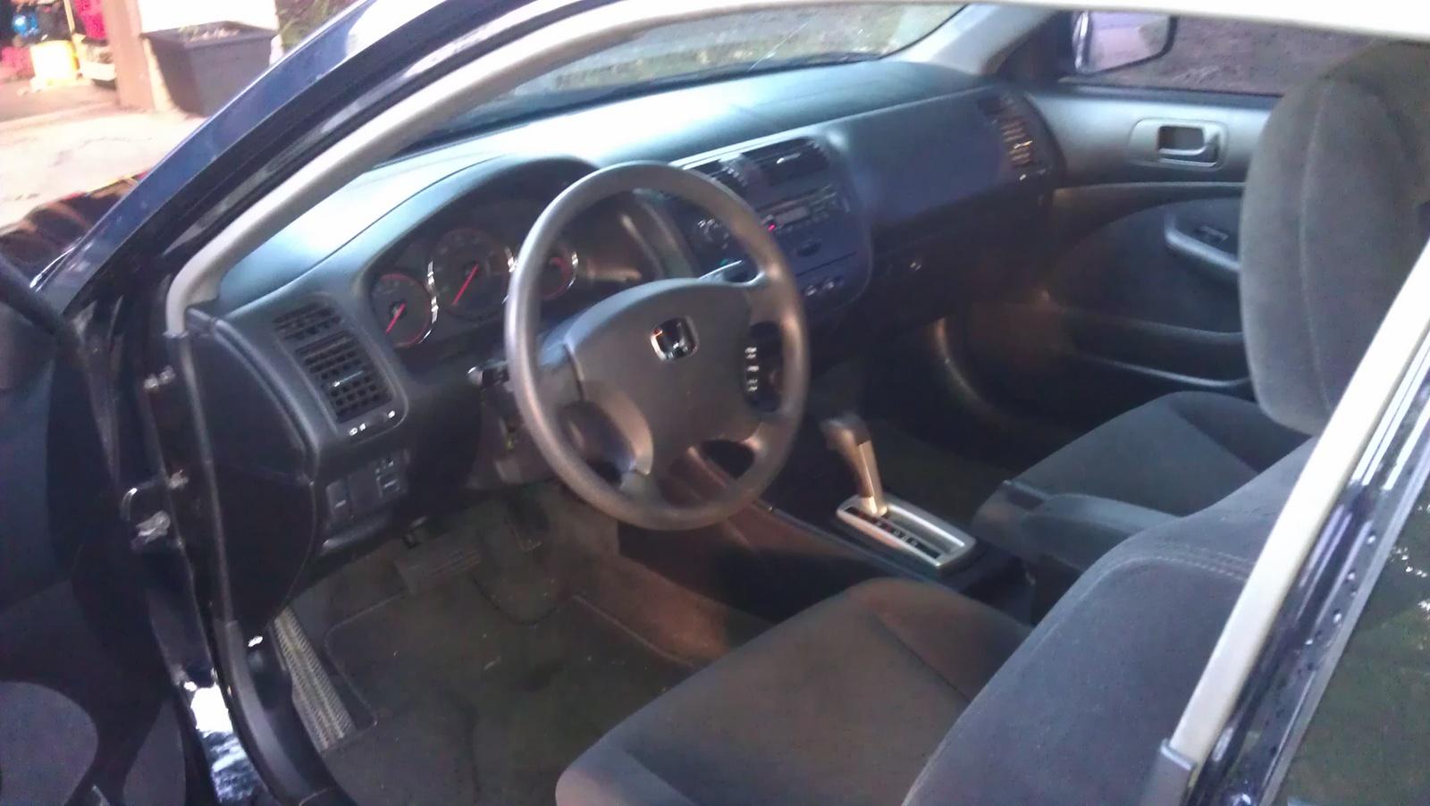 Honda Civic Lx Pic