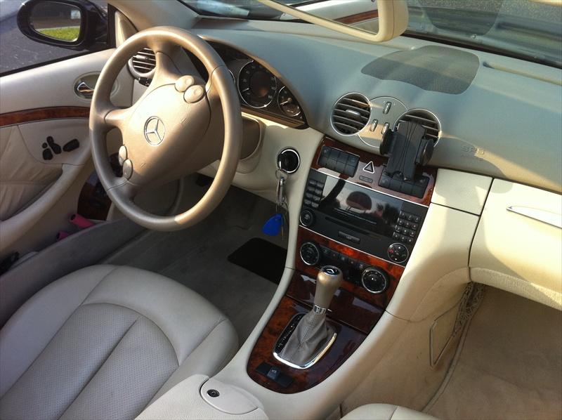 2005 Mercedes-Benz CLK-Class - Interior Pictures - CarGurus