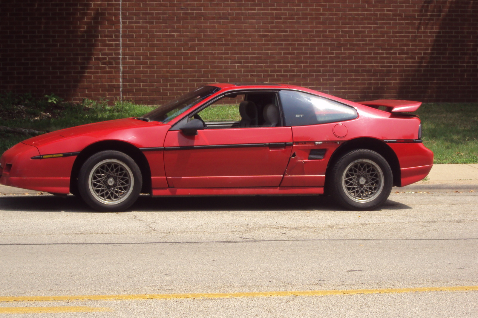 1986 pontiac fiero other pictures cargurus. Black Bedroom Furniture Sets. Home Design Ideas