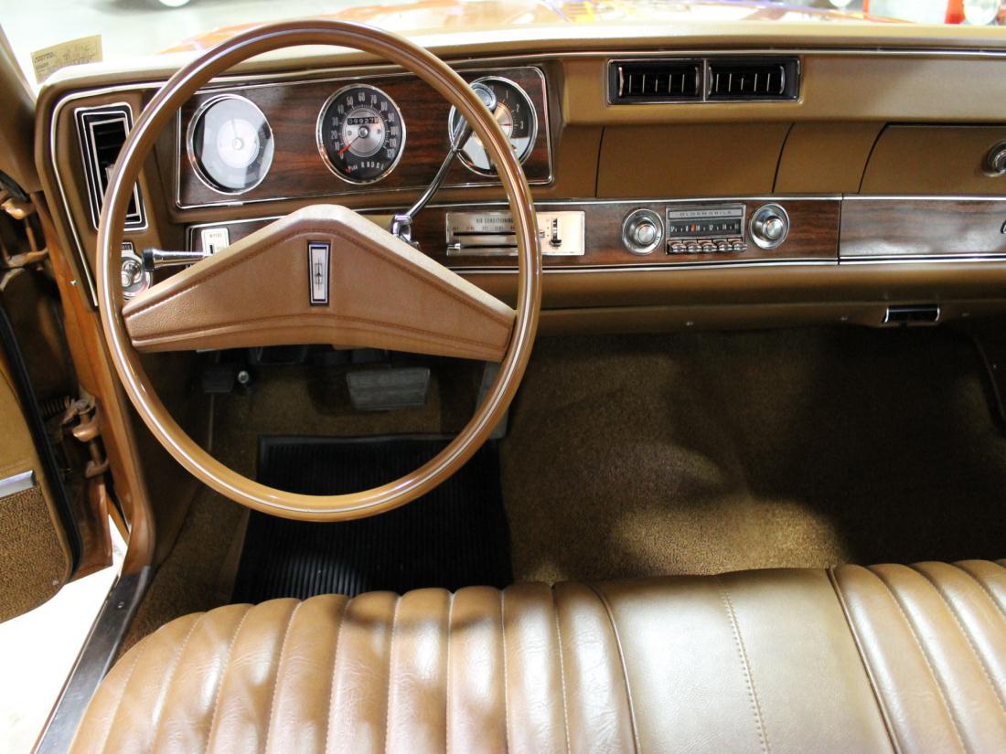 1972 Oldsmobile Cutlass Supreme Interior Pictures Cargurus