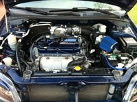 Picture of 2003 Mitsubishi Lancer O-Z Rally, engine, gallery_worthy