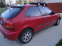Picture of 1997 Honda Civic CX Hatchback, exterior