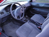 Picture of 1997 Honda Civic CX Hatchback, interior