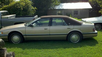 1992 Cadillac Seville 4 Dr STS Sedan picture