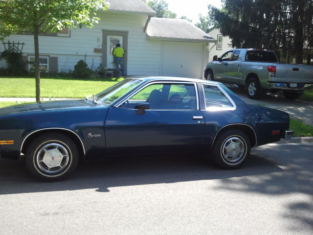 Picture of 1980 Pontiac Sunbird