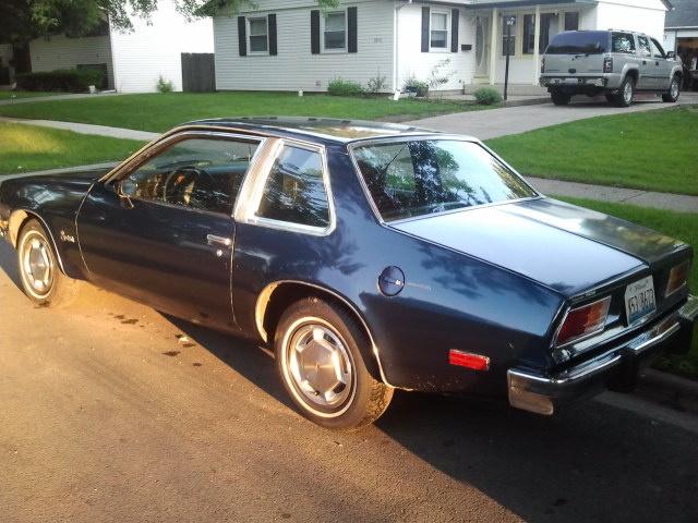 Used Cars Phoenix >> 1980 Pontiac Sunbird - Pictures - CarGurus