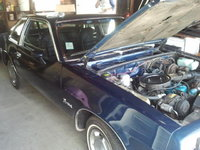 1980 Pontiac Sunbird picture, engine