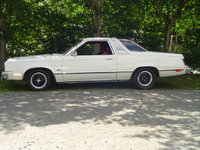 1979 Ford Fairmont, I took offf the aluminun wheels that were on the car,and went with stock steel wheels and trim rings.I like the look alot better, exterior