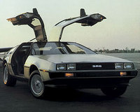 1982 DeLorean DMC-12 Picture Gallery