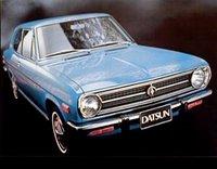 1970 Datsun 1200 Overview