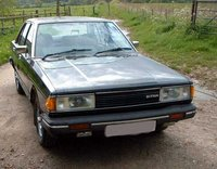 1981 Nissan Bluebird Overview