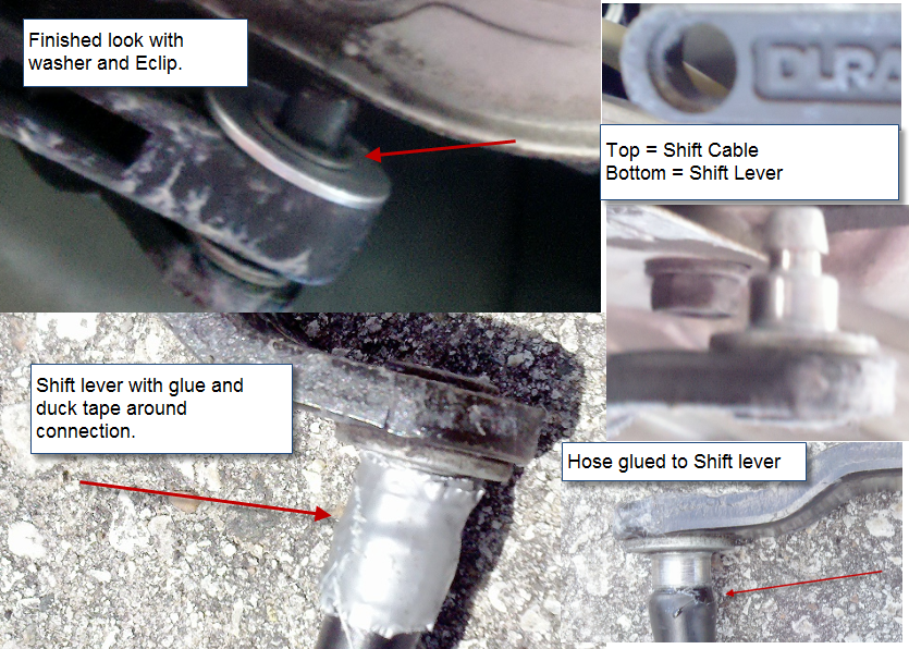 Chevy Shift Linkage http://www.cargurus.com/Cars/Discussion-t2407