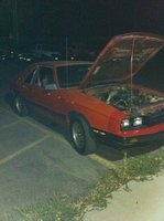 Picture of 1985 Mercury Capri, exterior, engine