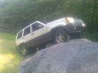 Picture of 1996 Jeep Grand Cherokee Laredo 4WD, exterior, gallery_worthy
