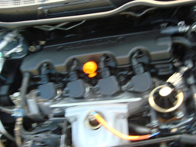 2009 Honda Civic LX picture, engine