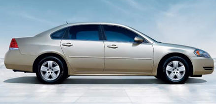2012 Chevrolet Impala, Side view copyright yahoo autos. , manufacturer, exterior