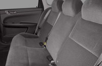 2012 Chevrolet Impala, Close up of back seat view copyright AOL Autos. , exterior, interior, manufacturer