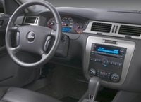 2012 Chevrolet Impala, Close-up of steering and radio copyright AOL Autos. , manufacturer, exterior, interior