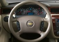 2012 Chevrolet Impala, Close up of steering wheel copyright AOL Autos. , interior