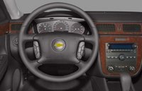 2012 Chevrolet Impala, Close-up of steering wheel copyright AOL Autos. , manufacturer, interior