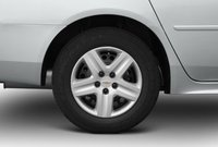 2012 Chevrolet Impala, Close-up of front tire copyright AOl Autos. , exterior, manufacturer, gallery_worthy