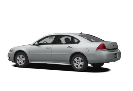 2012 Chevrolet Impala, Back quarter view copyright AOL Autos. , manufacturer, exterior
