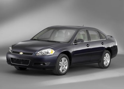 2012 Chevrolet Impala, Front quarter view copyright AOL Autos. , manufacturer, exterior