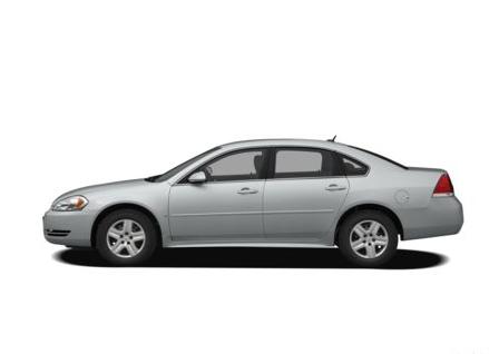 2012 Chevrolet Impala, Side View copyright AOL Autos. , exterior, manufacturer