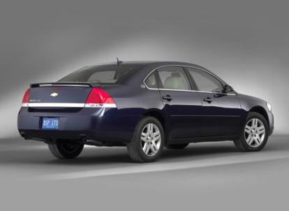 2012 Chevrolet Impala, Back quarter view copyright AOL Autos. , exterior, manufacturer