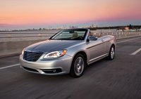 2012 Chrysler 200, Front quarter view , exterior, manufacturer