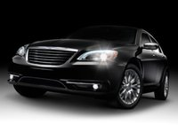 2012 Chrysler 200, Front quarter view copyright AOL Autos. , exterior, manufacturer