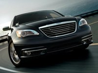 2012 Chrysler 200, Front View copyright AOL Autos. , manufacturer, exterior