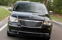 2012 Chrysler Town & Country, Front View., manufacturer, exterior