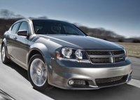 2012 Dodge Avenger, Front quarter view copyright AOL Autos. , exterior, manufacturer, gallery_worthy