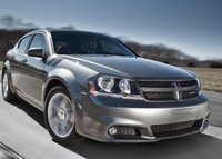 2012 Dodge Avenger, Front quarter view copyright AOL Autos. , manufacturer, exterior