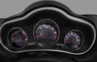 2012 Dodge Avenger, Close up of gage instruments copyright AOL Autos. , interior, manufacturer, gallery_worthy