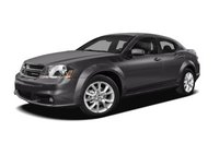 2012 Dodge Avenger, Front quarter view copyright AOL Autos. , exterior, manufacturer