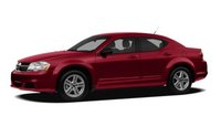 2012 Dodge Avenger, Side View copyright AOL Autos. , exterior, manufacturer