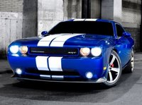 2012 Dodge Challenger, Front quarter view copyright AOL Autos. , exterior, manufacturer