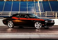 2012 Dodge Challenger, Side View copyright AOL Autos. , exterior, manufacturer