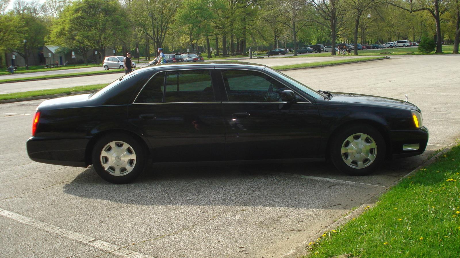 2002 Cadillac Deville Pictures Cargurus