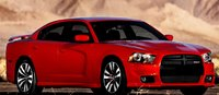 2012 Dodge Charger, Front quarter view. , exterior, manufacturer
