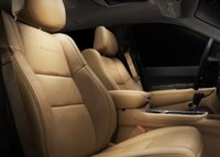 2012 Dodge Durango, Close-up of fronst seat copyright AOL Autos. , interior, manufacturer