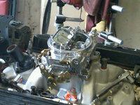 1985 Pontiac Grand Prix, NEW CARB, engine